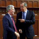 John Bolton, Sergej Lavrov