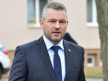 Pellegrini: Kiska správu SIS o prepojení mafie na vládu nedostal