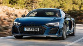 Audi R8 Coupe - 2018