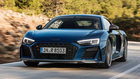 Audi R8: 'Huracán' z Ingolstadtu je ešte silnejší. A verný atmosfére