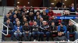 fanúšikovia Dynamo futbal