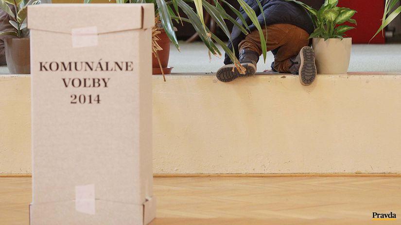 komunalne volby 2014