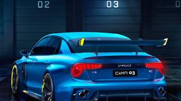 Lynk & Co. 03 TCR Concept