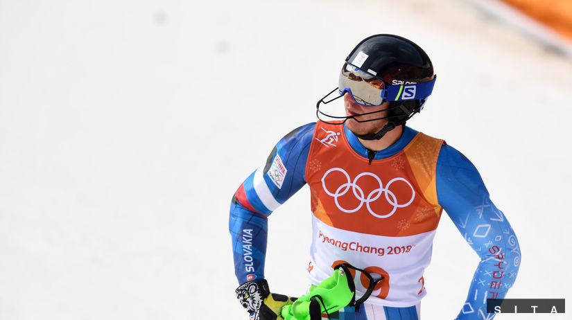 ZOH 2018: Slalom mužov žampa