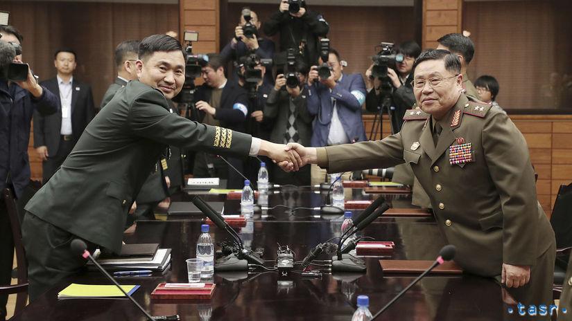 severná kórea, južná kórea