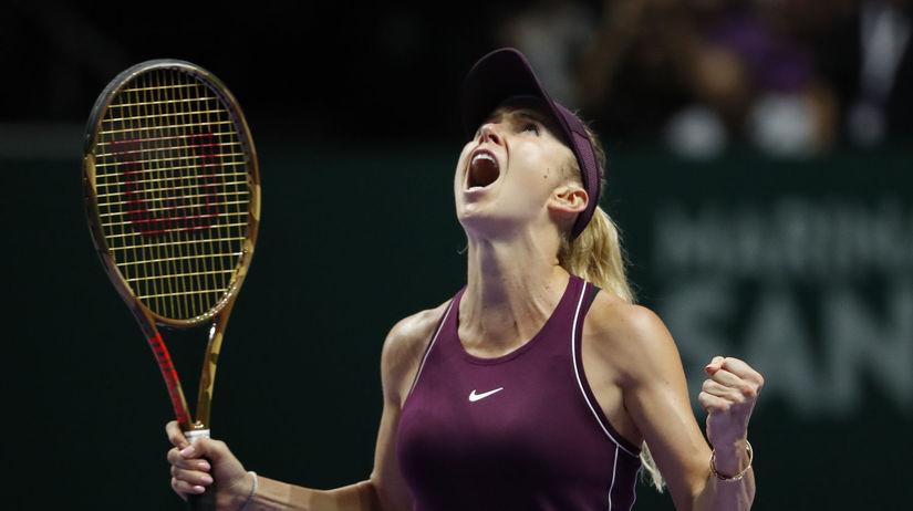 Elina Svitolinová tenis