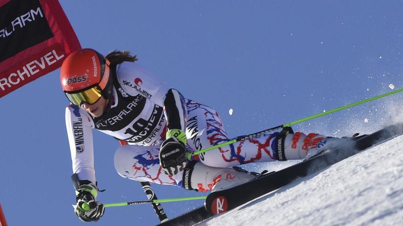 Italy Alpine Skiing World Cup vlhová