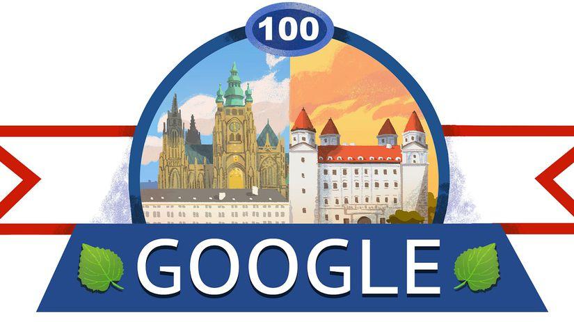 Google Doodle, 100. vyrocie CSR,