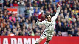 Spain Soccer La Liga bale piqué