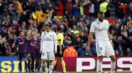 Spain Soccer La Liga clasico