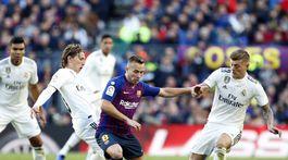 Spain Soccer La Liga futbal Arthur