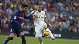 Spain Soccer La Liga futbal benzema