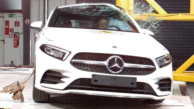 Euro NCAP - Mercedes-Benz A