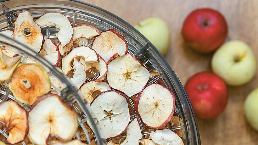 Správna sušička na ovocie či zeleninu - to je...