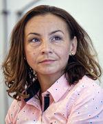 Alena Bašistová (42), vysokoškolská učiteľka, nezávislá kandidátka