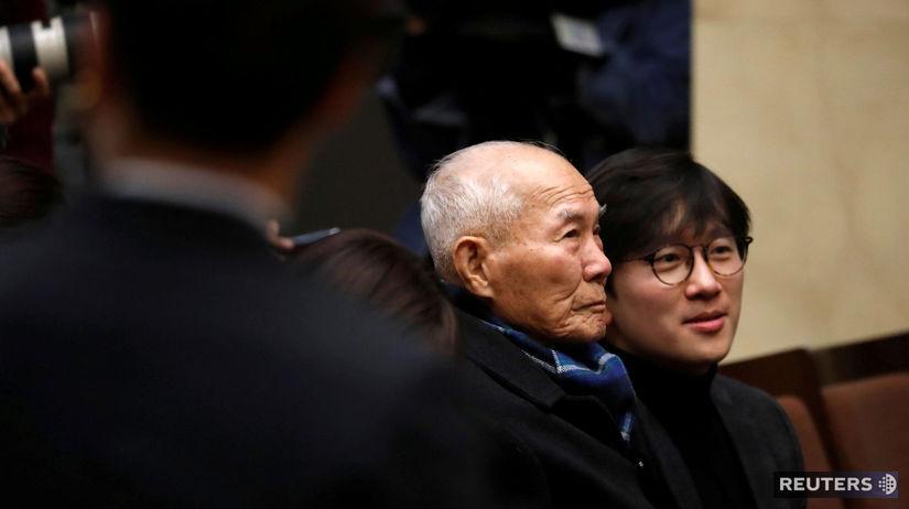 I Čun-sik, súd, japonsko, kórea, starec, muž