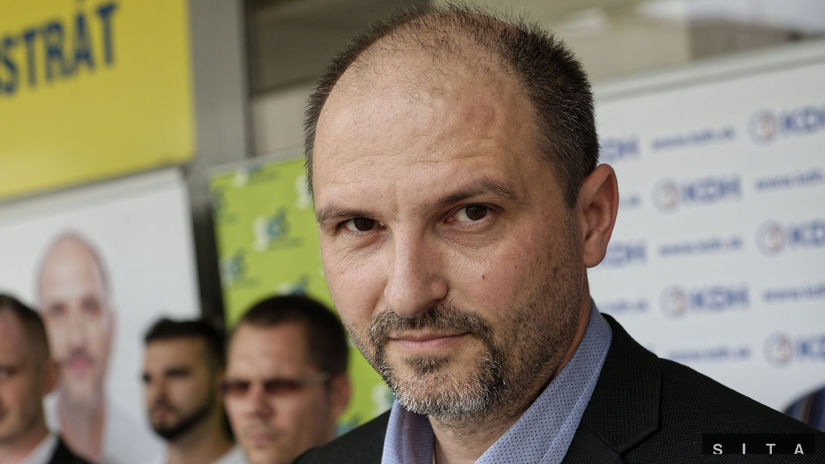 Jaroslav Polaček (41), poradca v životnom...