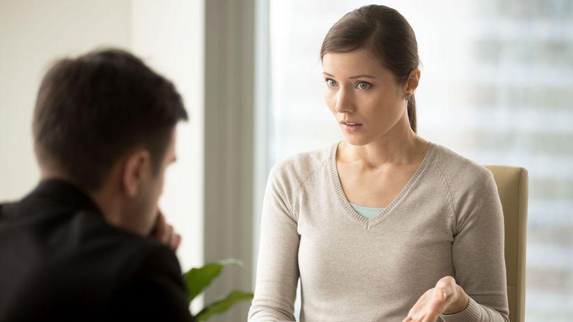 nedorozumenie, žena, zmluva