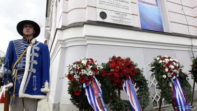 SR Deklarácia slovenského národa oslavy...