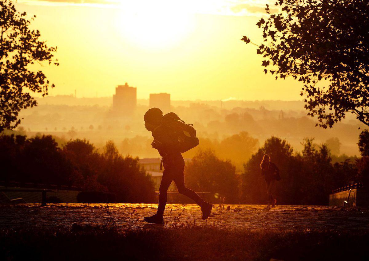 žiak, dieťa, škola, cesta, cestovanie, ruksak,