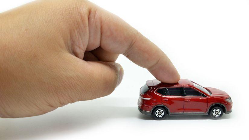 auto, benzín, hračka,