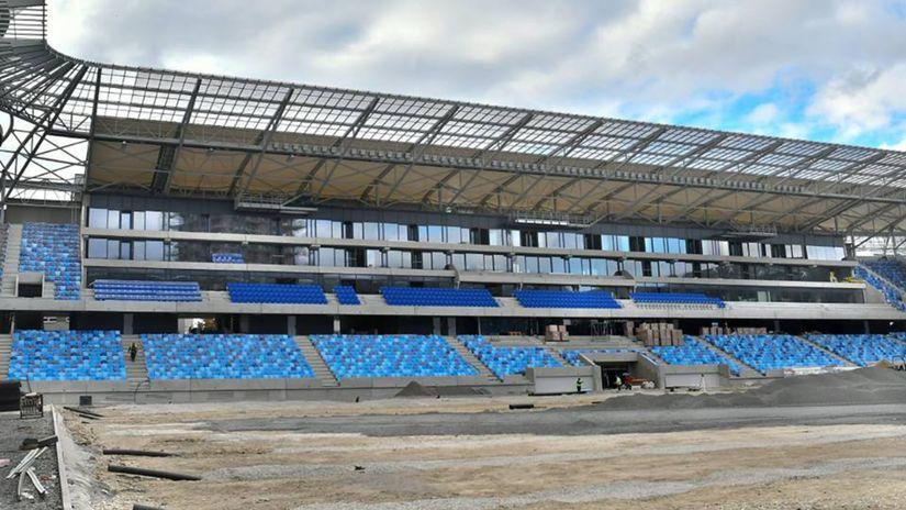 Národný futbalový štadión, NFŠ