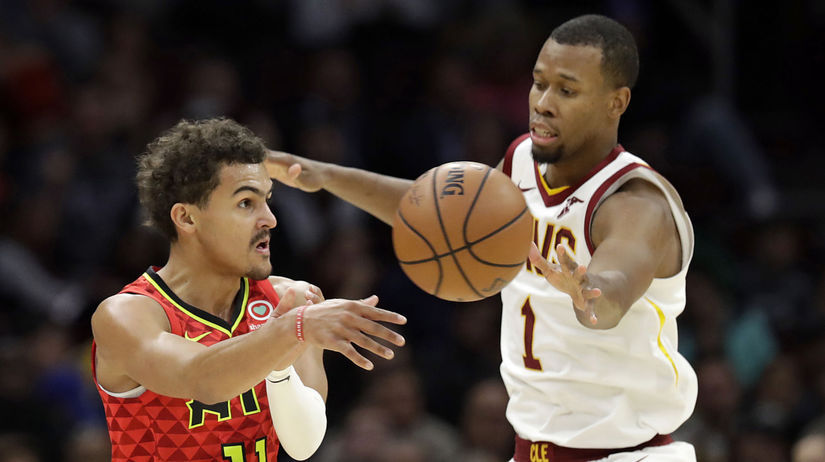 Trae Young, Rodney Hood
