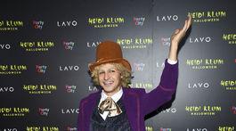 Dizajnér Zac Posen ako klobúčnik z Alice v krajine zázrakov.