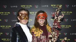 Herec Kyle MacLachlan a jeho manželka Desiree Gruber.