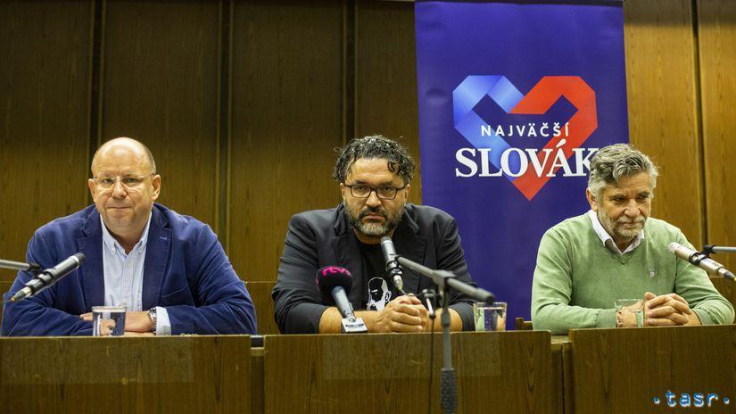 Najväčší Slovák, anketa