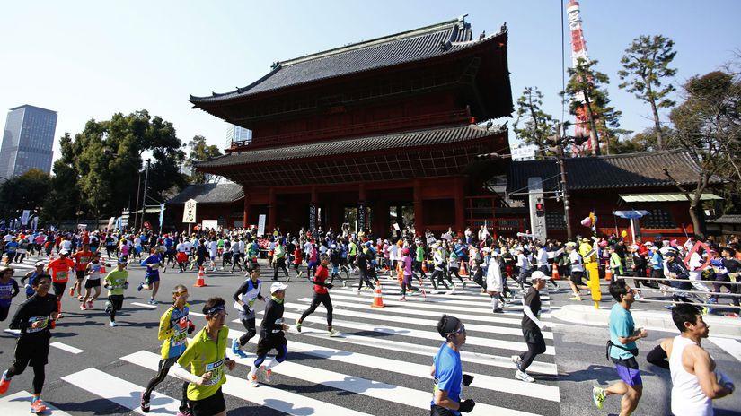 Tokio, maratón