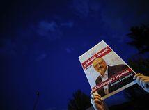 Džamál Chášakdží Turecko Saudská arábia novinár