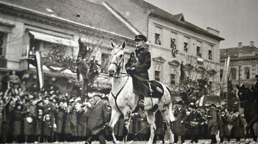 Viedenská arbitráž, Košice, Horthy