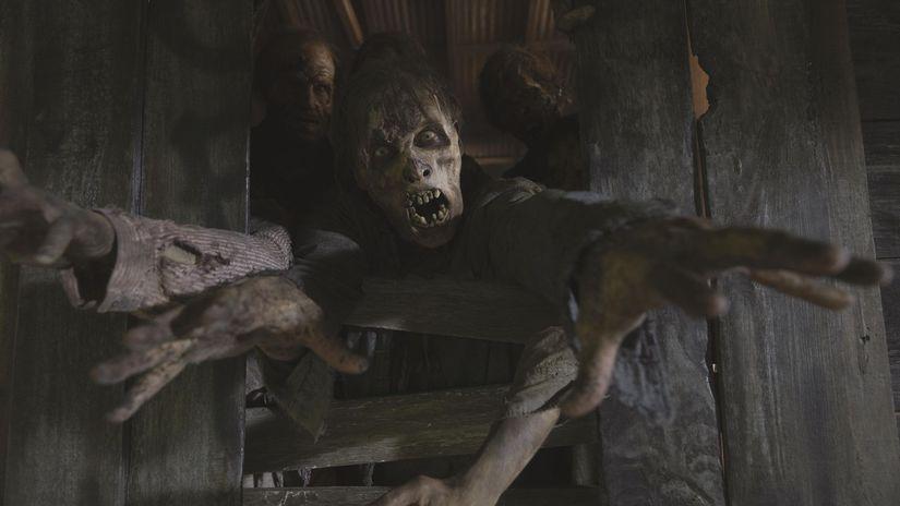 zombie, zombíci, walking dead,