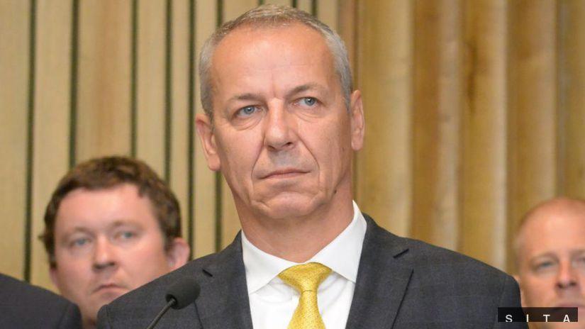 Ján Nosko (57), primátor, nezávislý kandidát