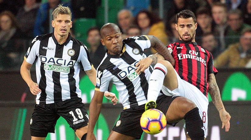 Udinese, AC Miláno