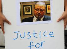 Džamál Chášakdží, novinár, vražda