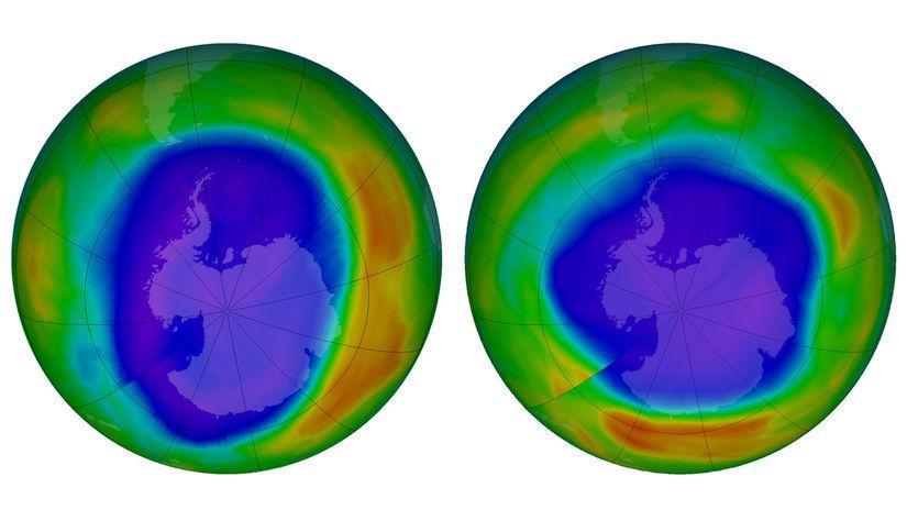 Ozone Healing