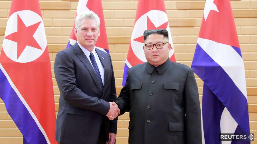 Pchjongjang, severná kórea, Kim Čong-un, Miguel...