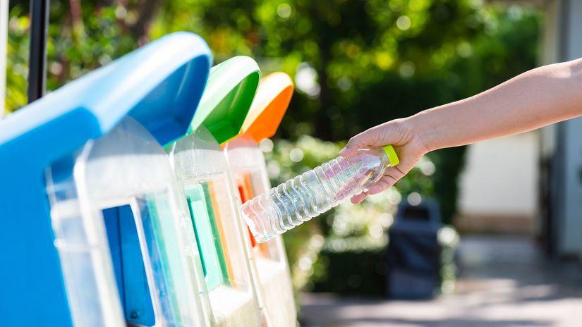 PET flaše, plasty