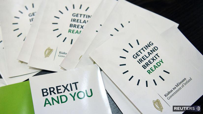 Brexit, hranica, Írsko, konferencia