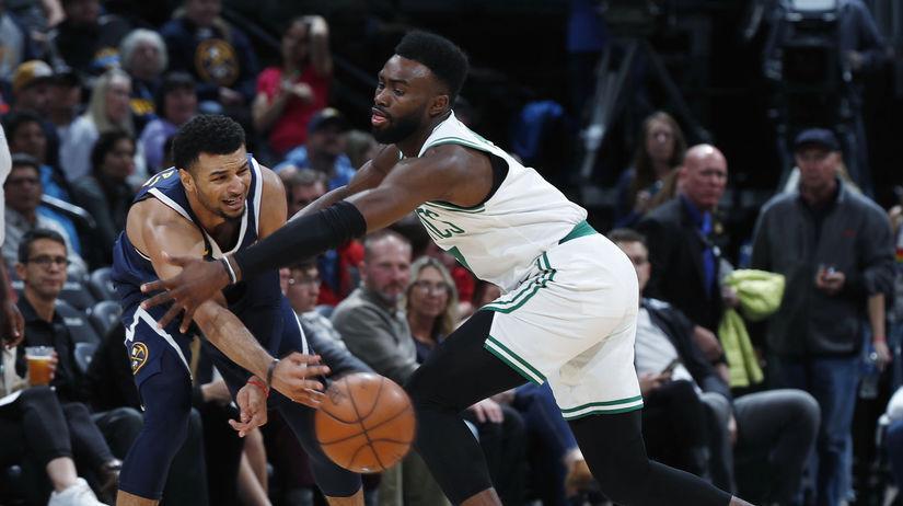 Celtics Nuggets Basketball NBA
