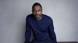 Herec Idris Elba na zábere z januára 2018 počas festivalu Sundance, keď propagoval svoj režijný debut Yardie.
