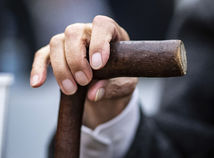 palica, starec, staroba, súd, muž, ruka, nemecko
