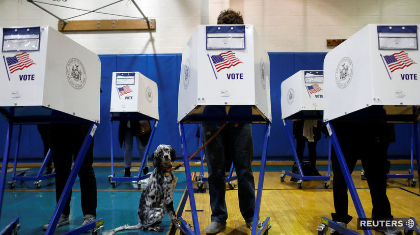 voľby, usa, kongres