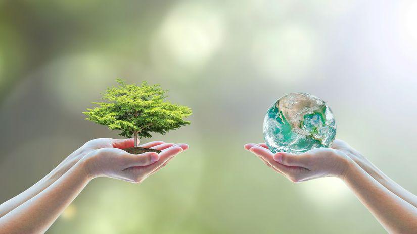 ekológia, rastliny, planéta