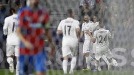Plzeň, Real Madrid