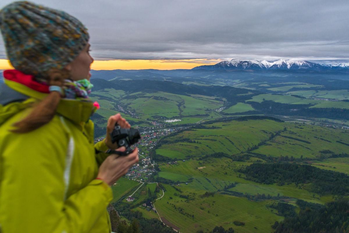 Ranne Tatry, Pieniny, hory, Poľsko