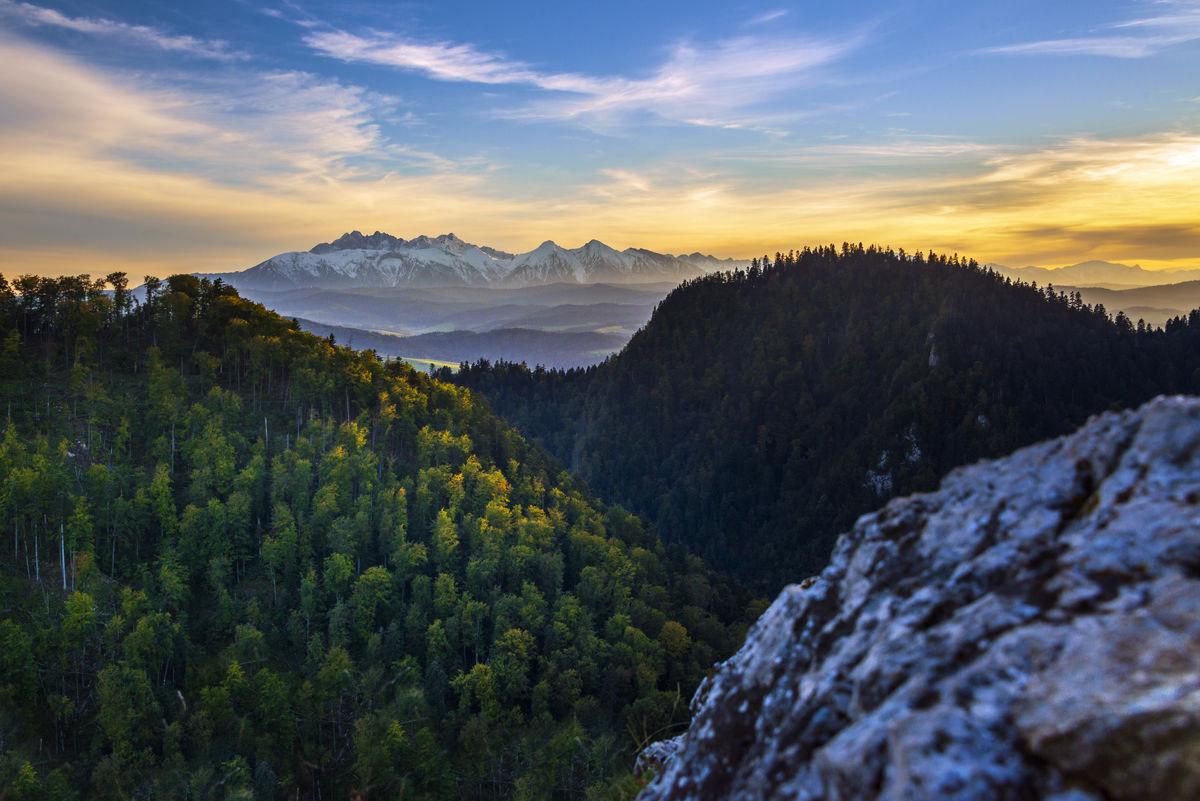 Tatry, Pieniny, Poľsko, hory