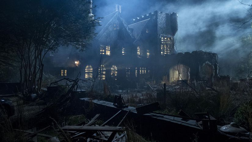 the haunting of hill house, hill house,